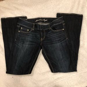 American Eagle Artist Stretch Jeans. Like new